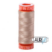 Aurifil 50 Cotton Thread - 2326 (Sand)